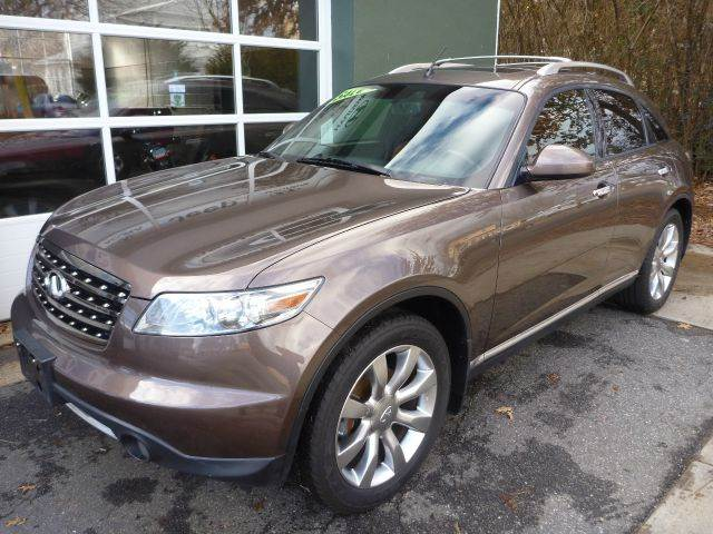 2007 Infiniti FX35 for sale at Village Auto Sales in Milford CT