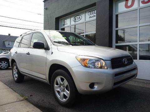 2008 Toyota RAV4 for sale at Village Auto Sales in Milford CT