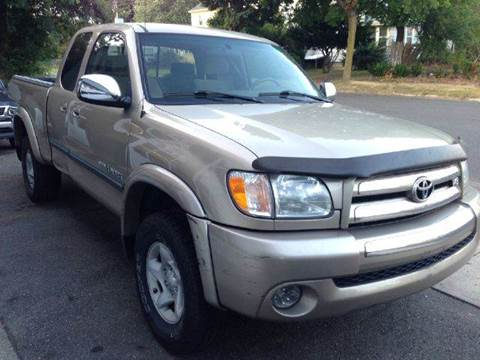 2004 Toyota Tundra for sale at Village Auto Sales in Milford CT