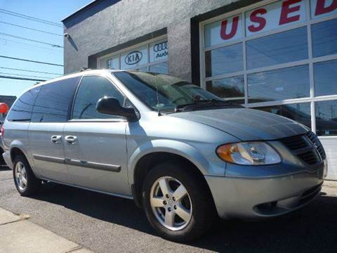 2005 Dodge Grand Caravan for sale at Village Auto Sales in Milford CT