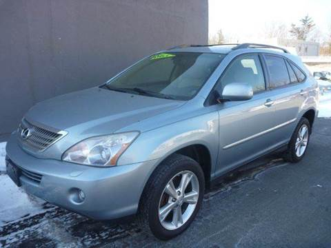 2008 Lexus RX 400h for sale at Village Auto Sales in Milford CT