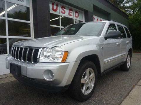 2005 Jeep Grand Cherokee for sale at Village Auto Sales in Milford CT