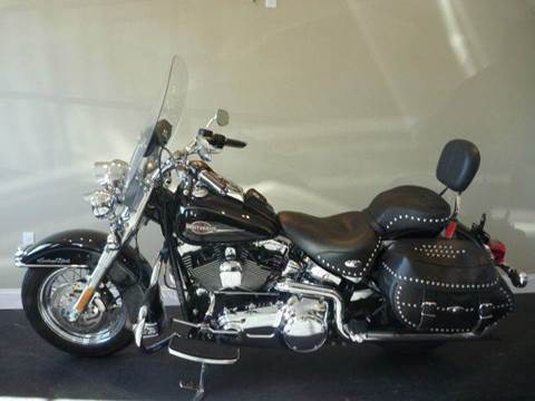 2007 Harley-Davidson Heritage Softail  for sale at Village Auto Sales in Milford CT