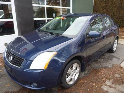 2008 Nissan Sentra for sale at Village Auto Sales in Milford CT