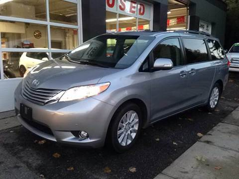 2014 Toyota Sienna for sale at Village Auto Sales in Milford CT