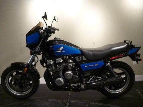 1984 Honda Night Hawk S for sale at Village Auto Sales in Milford CT
