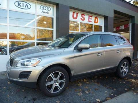 2011 Volvo XC60 for sale at Village Auto Sales in Milford CT