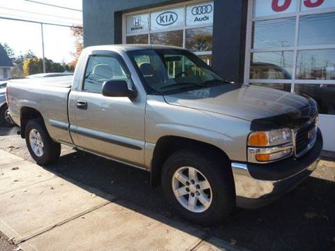 2001 GMC Sierra 1500 for sale at Village Auto Sales in Milford CT