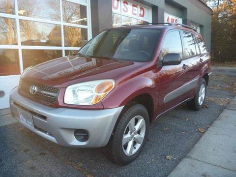 2004 Toyota RAV4 for sale at Village Auto Sales in Milford CT