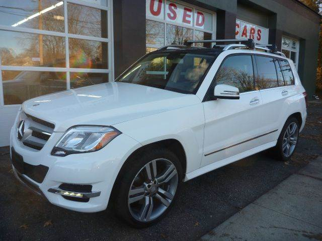2014 Mercedes-Benz GLK-Class for sale at Village Auto Sales in Milford CT