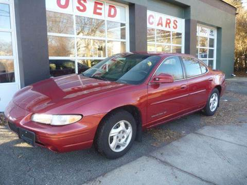 1997 Pontiac Grand Prix for sale at Village Auto Sales in Milford CT
