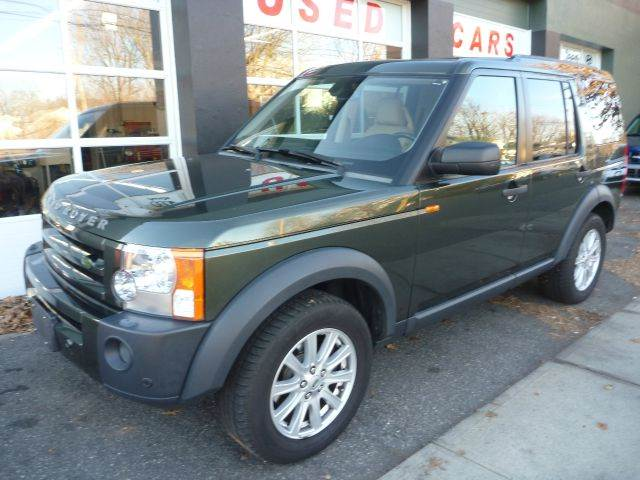 2008 Land Rover LR3 for sale at Village Auto Sales in Milford CT