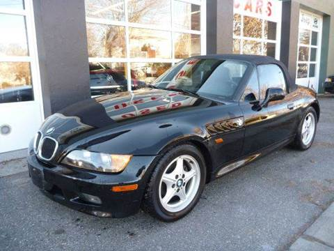 1996 BMW Z3 for sale at Village Auto Sales in Milford CT
