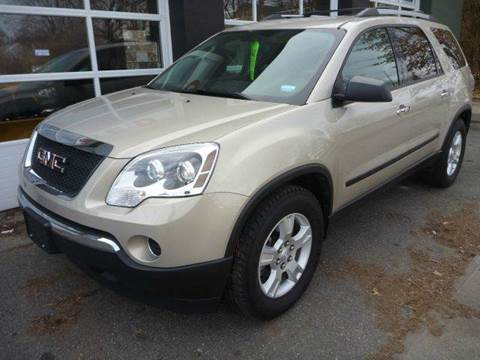 2010 GMC Acadia for sale at Village Auto Sales in Milford CT