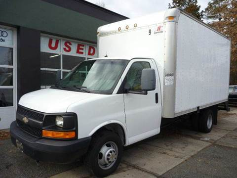 2008 Chevrolet Express Cutaway for sale at Village Auto Sales in Milford CT