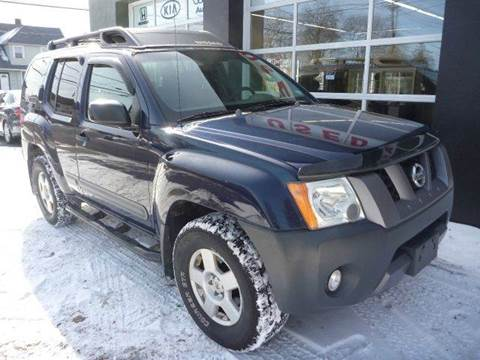 2006 Nissan Xterra for sale at Village Auto Sales in Milford CT