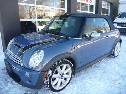 2005 MINI Cooper for sale at Village Auto Sales in Milford CT
