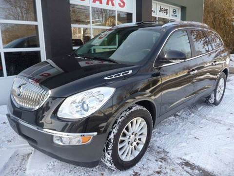 2012 Buick Enclave for sale at Village Auto Sales in Milford CT