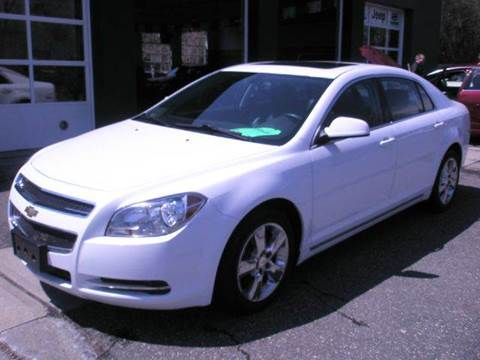 2010 Chevrolet Malibu for sale at Village Auto Sales in Milford CT
