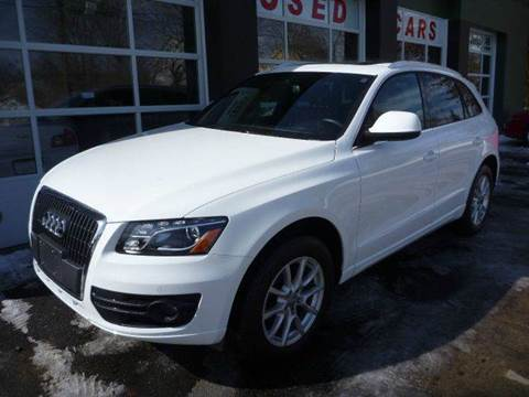 2012 Audi Q5 for sale at Village Auto Sales in Milford CT