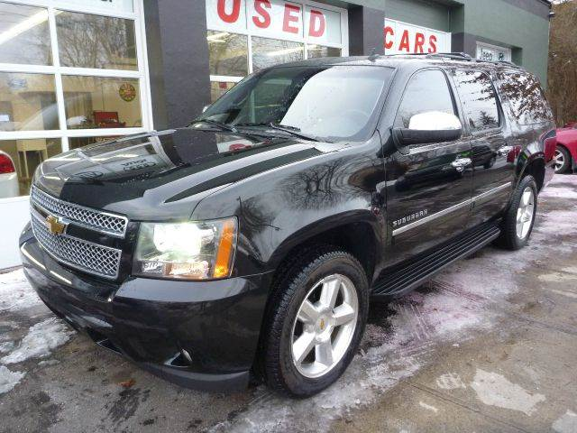 2011 Chevrolet Suburban for sale at Village Auto Sales in Milford CT