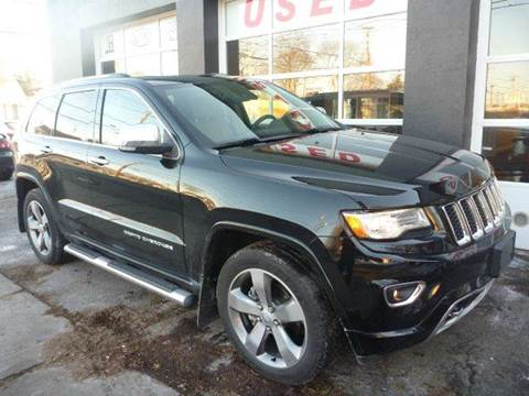 2014 Jeep Grand Cherokee for sale at Village Auto Sales in Milford CT