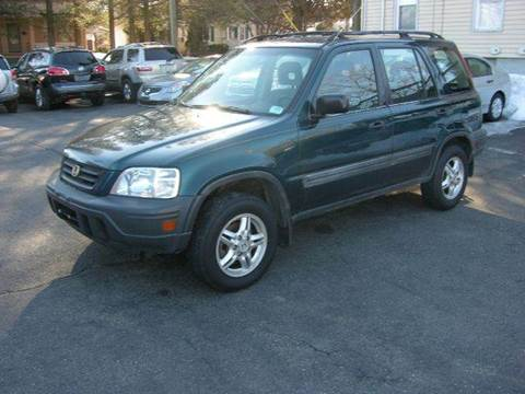 1997 Honda CR-V for sale at Village Auto Sales in Milford CT