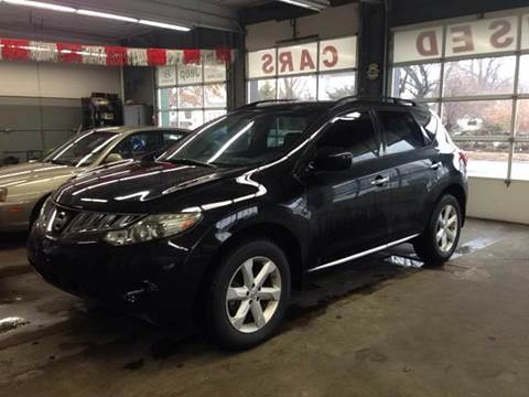 2010 Nissan Murano for sale at Village Auto Sales in Milford CT