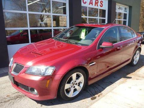 2009 Pontiac G8 for sale at Village Auto Sales in Milford CT