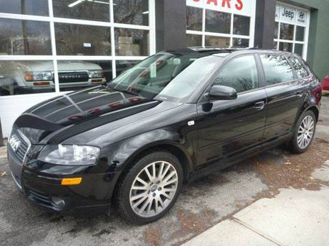 2008 Audi A3 for sale at Village Auto Sales in Milford CT