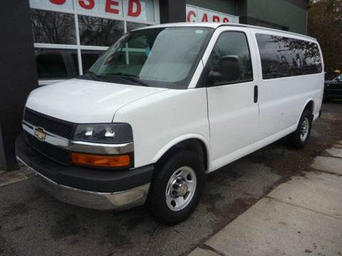 2011 Chevrolet Express for sale at Village Auto Sales in Milford CT