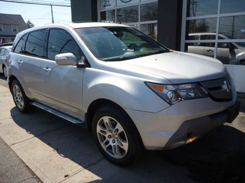 2009 Acura MDX for sale at Village Auto Sales in Milford CT