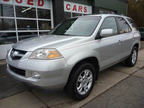2006 Acura MDX for sale at Village Auto Sales in Milford CT