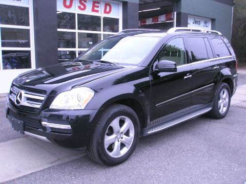 2012 Mercedes-Benz GL-Class for sale at Village Auto Sales in Milford CT