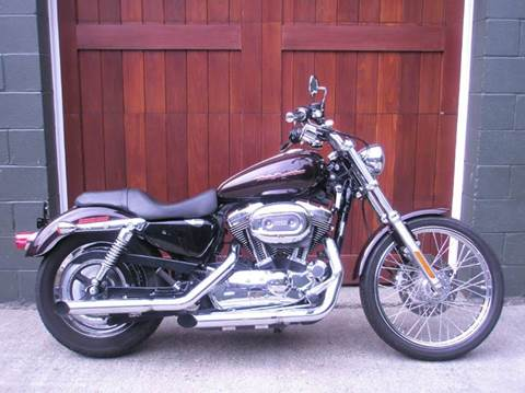 2007 Harley-Davidson Sportster 1200C for sale at Village Auto Sales in Milford CT
