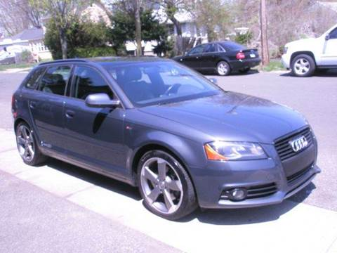 2012 Audi A3 for sale at Village Auto Sales in Milford CT