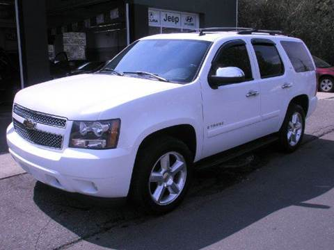 2007 Chevrolet Tahoe for sale at Village Auto Sales in Milford CT