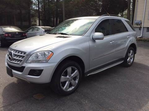 2010 Mercedes-Benz M-Class for sale at Village Auto Sales in Milford CT
