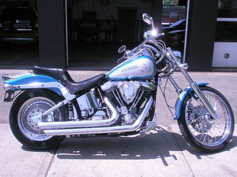 1992 Harley-Davidson Softtail for sale at Village Auto Sales in Milford CT