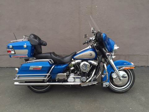 1997 Harley-Davidson Ultra Classic Electra Glide for sale at Village Auto Sales in Milford CT