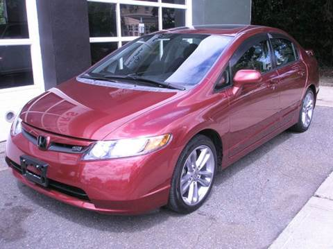 2008 Honda Civic for sale at Village Auto Sales in Milford CT