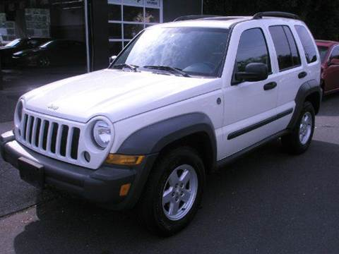 2006 Jeep Liberty for sale at Village Auto Sales in Milford CT
