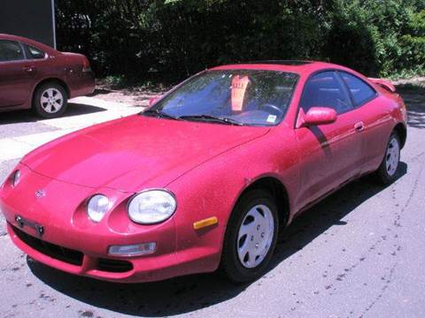 1996 Toyota Celica for sale at Village Auto Sales in Milford CT