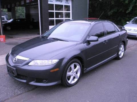 2004 Mazda MAZDA6 for sale at Village Auto Sales in Milford CT