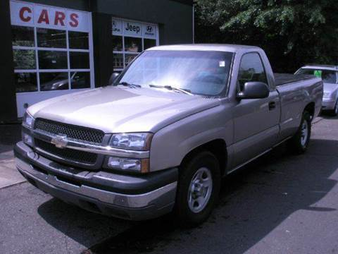 2003 Chevrolet Silverado 1500 for sale at Village Auto Sales in Milford CT