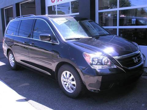 2010 Honda Odyssey for sale at Village Auto Sales in Milford CT