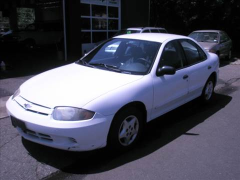 2005 Chevrolet Cavalier for sale at Village Auto Sales in Milford CT