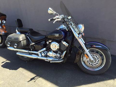 2007 Yamaha V-Star for sale at Village Auto Sales in Milford CT