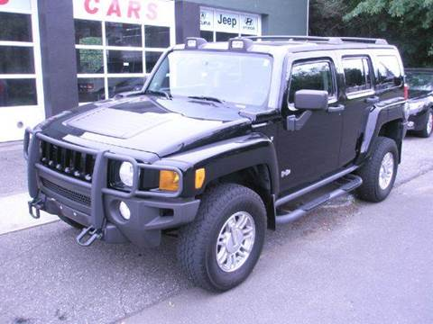 2006 HUMMER H3 for sale at Village Auto Sales in Milford CT