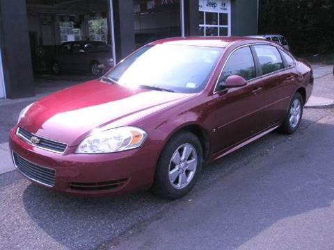 2009 Chevrolet Impala for sale at Village Auto Sales in Milford CT